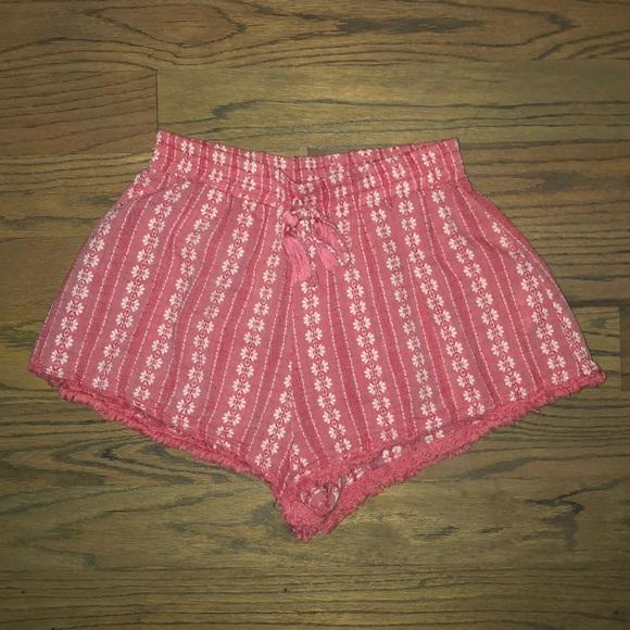 Lush Pants - Pink Lush shorts